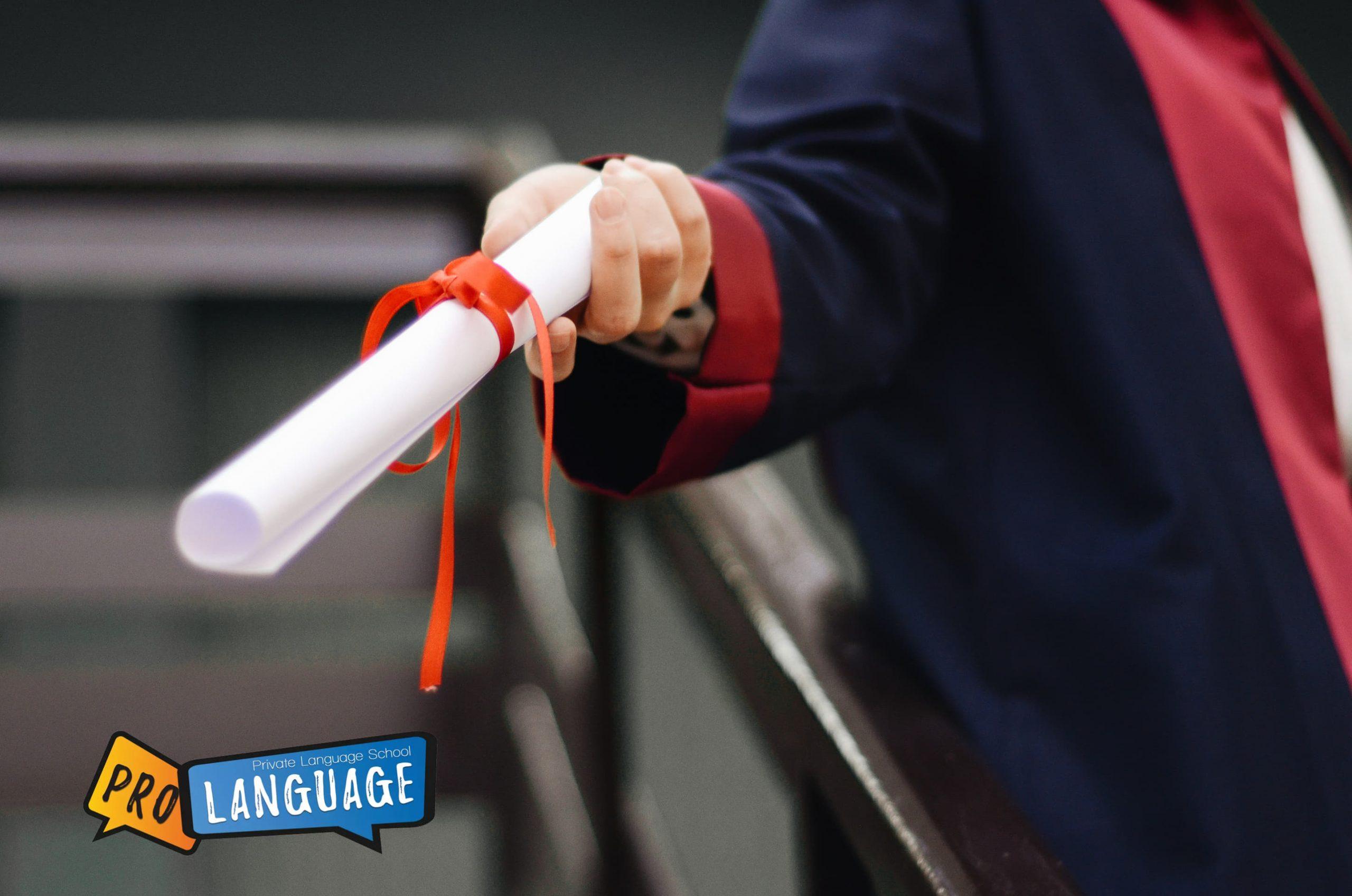 Po co Ci certyfikat językowy?
